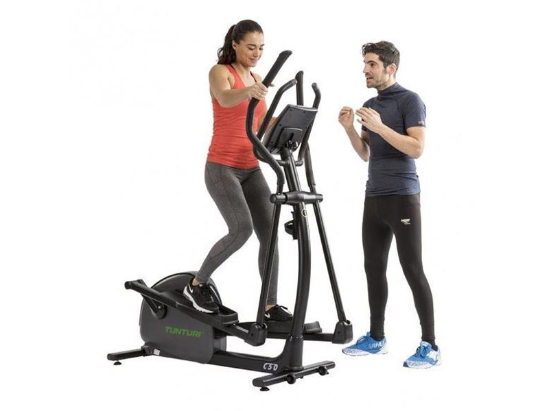 muscles cross trainer