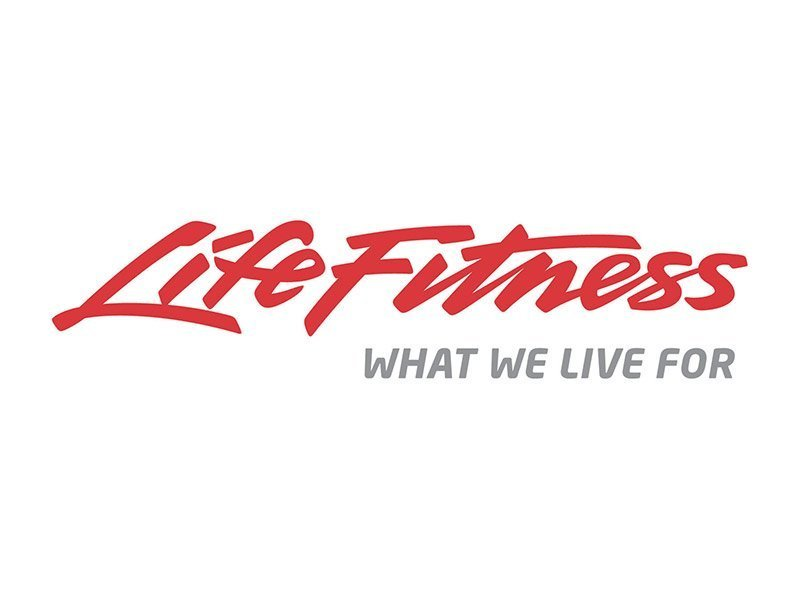life fitness cross trainer logo